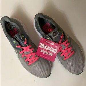 Reebok Breast Cancer Awareness Sneaker